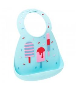 Make My Day Baby Bibs - Lollipop
