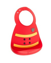 Make My Day Baby Bibs -  Fireman