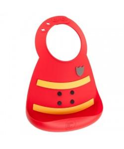 Make My Day Baby Bibs -  Fireman