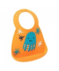 Make My Day Baby Bibs - Octopus