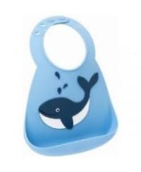 Make My Day Baby Bibs -  Whale