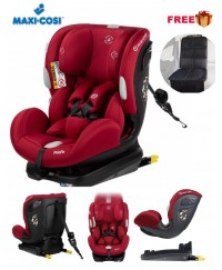 Maxi Cosi PriaFix (Isofix) Car Seat 0-7 Years (Madrid Red)