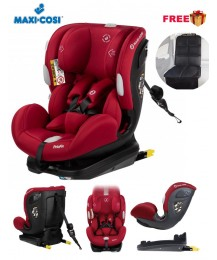 Maxi Cosi PriaFix (Isofix) Car Seat 0-7 Years (Madrid Red)