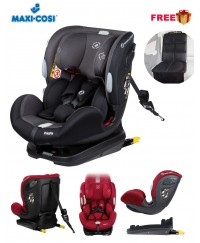 Maxi Cosi PriaFix (Isofix) Car Seat 0-7 Years (Manhattan Black)