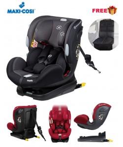 Maxi Cosi PriaFix (Isofix) Car Seat 0-7 Years (Manhattan Black)