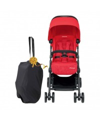 Maxi-Cosi Lara Cabin Stroller (Nomad Red)-  FREE Carry Bag !