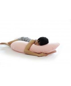 MoonHug Extra Long Maternity & Nursing Beans Pillow + Free Cover