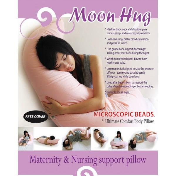 Moon Hug Maternity And Nursing Pillow Malaysia Good