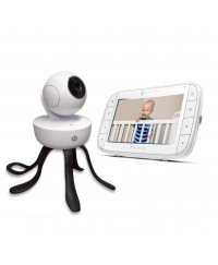 Motorola MBP855 Connect Baby Monitor ( Connect monitor + Handphone)