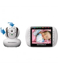 Motorola Digital Video Baby Monitor MBP36S