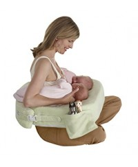 MY BREST FRIEND TWIN PLUS NURSING PILLOW