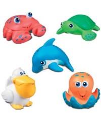 Munchkin Bath Toy Five Sea Squirts