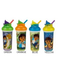 Munchkin Diego Go Insulated Straw Cups 9oz