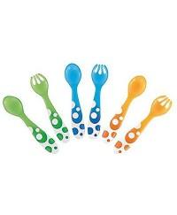 Munchkin Multi Fork & Spoons 6pk