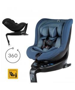 NADO O3 360° Rotating i-Size Car Seat ICEBREAKER (ISOFIX Car Seat)