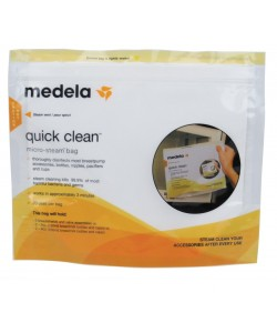 Medela Quick Clean Micro-Steam Bags * Best Buy*