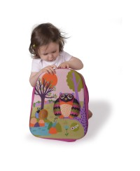 Oops Happy Backpack! 3D Soft Backpack