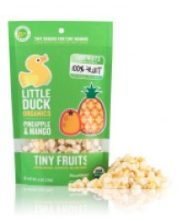 Little Duck Organic Tiny Fruits Pineapple & Mango