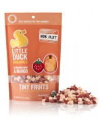 Little Duck Organic Tiny Fruits Strawberry & Mango