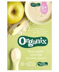 Organix Fruity Apple Porridge