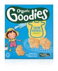 Organix Farm Animal Biscuits