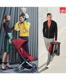 POCKIT+ ALL CITY Stroller 2019 (Free Travel Bag*)