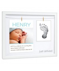 Pearhead Birth Announcement Frame