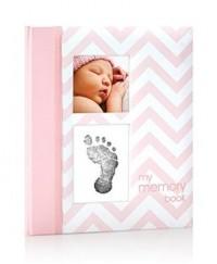 Pearhead Chevron Baby Book