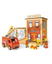 PINTOY City Fire Station