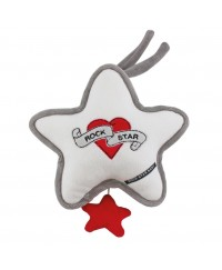Rock Star Baby Musical Toy - Heart & Wings