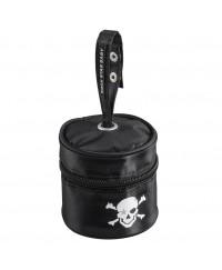 Rock Star Baby Pacifier Bag-Pirate Black