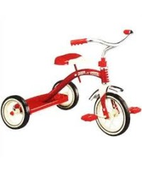 "Radio Flyer Classic Red 10"" Tricycle"