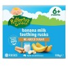 Rafferty's Garden Banana Milk Teething Rusk 6m+ 100g
