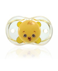 "Razbaby ""Keep-It-Kleen"" Pacifier Bobby Bear"