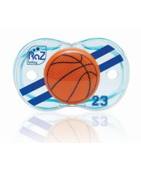 "Razbaby ""Keep-It-Kleen"" Pacifier Basketball"