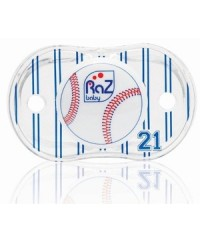 "Razbaby ""Keep-It-Kleen"" Pacifier Base Ball"