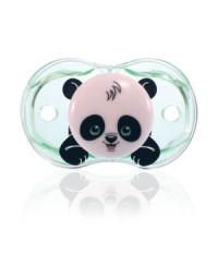 "Razbaby ""Keep-It-Kleen"" Pacifier Panky Panda"