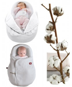 Red Castle Cocoonacover Lightweight - Pearl Grey(TOG 0.5)