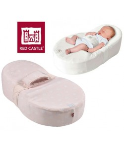 Red Castle Cocoonababy Baby Bed ( Sunday )