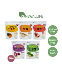Renewallife Organic Rice Rusk (20g)