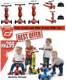 Scoot & Ride Highwaykick 1 ( Good Deal )