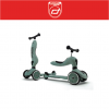 Scoot & Ride Highwaykick 1-5 yrs old - Forest ( Good Deal )