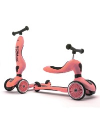 Scoot & Ride Highwaykick 1-5 yrs old - Peach( Good Deal )