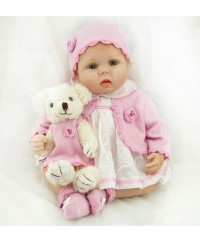 NPK Baby Doll and Her Friend Set - 55 inc