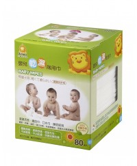 Simba Baby Wipes (80 sheets)