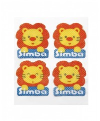 Simba Mosquito Repellent Sticker (16 pcs)