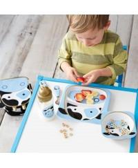 Skip Hop Zoo Tableware Melamine  Bowl