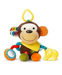 Skip Hop Skip Hop Bandana Buddies Activity Toy - Monkey