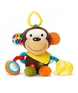 Skip Hop Skip Hop Bandana Buddies Activity Toy - Monkey