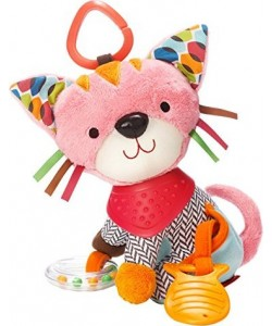 Skip Hop Skip Hop Bandana Buddies Activity Toy - Kitty